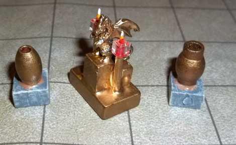 idol+urns